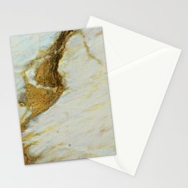 Polished Marble Stone Mineral Texture 5 Stationery Cards
