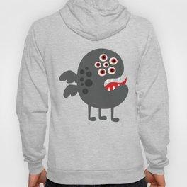 Black Monster Hoody