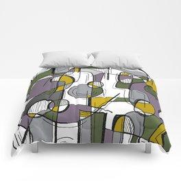 Sketched Web Comforters