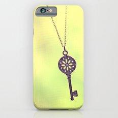 dainty key iPhone 6s Slim Case