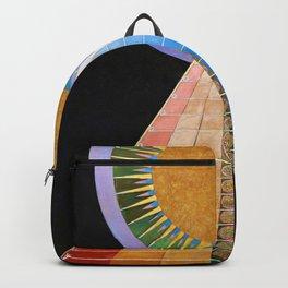 Hilma af Klint - Altarpiece - Digital Remastered Edition Backpack