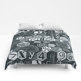 Math Class Comforters