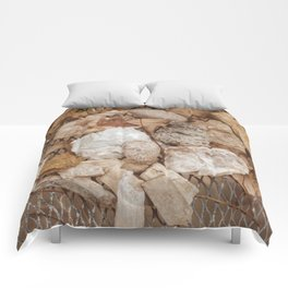 Amateur Geologist Comforters