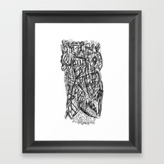 20170201 Framed Art Print