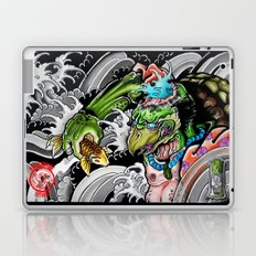 kappa fisher Laptop & iPad Skin