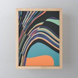 Fusion 9 Framed Mini Art Print
