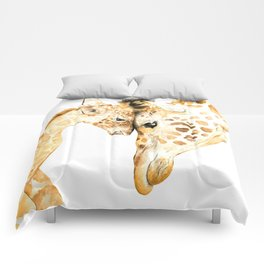 BABY GIRAFFE Comforters