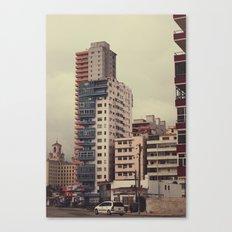 buildings 2 Canvas Print