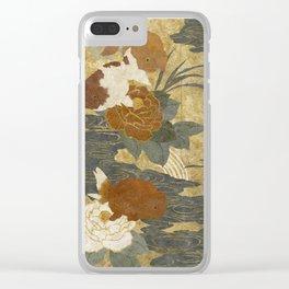 Ranchu Clear iPhone Case