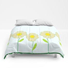 Five Daisies Comforters