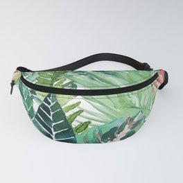 Havana jungle Fanny Pack
