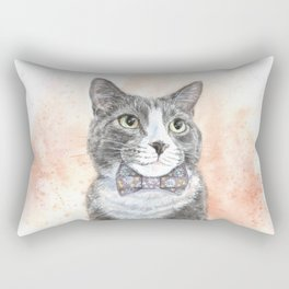 The King of Boxes Rectangular Pillow
