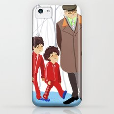 let's shag ass (wes anderson) iPhone 5c Slim Case