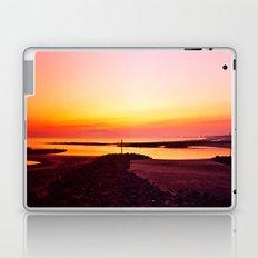 Sun Setting Over Irvine  Laptop & iPad Skin