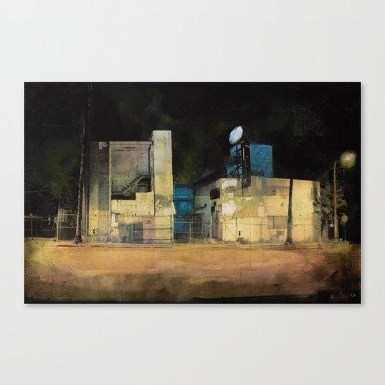 Forsaken Off Sunset Junction Canvas Print
