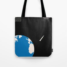 First Moon Landing Apollo 11 Tote Bag