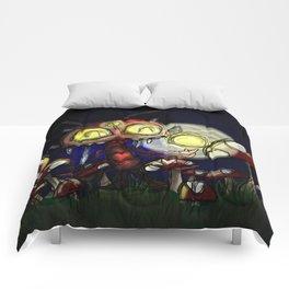 Creepy Crawly Comforters