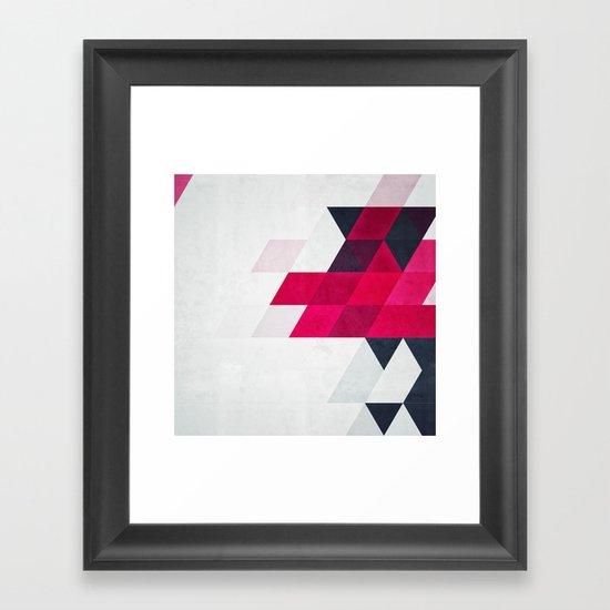 minimylysse Framed Art Print