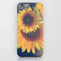Sunflower 02 Slim Case iPhone 6s