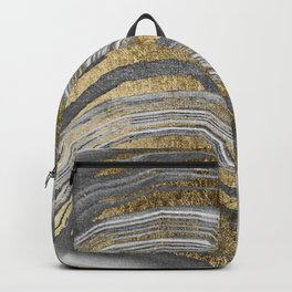 Abstract paint modern Backpack
