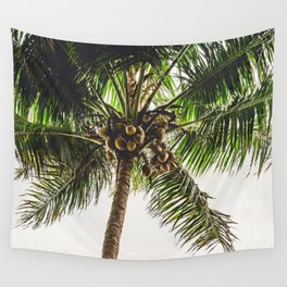 Coconut Bounty Wall Tapestry