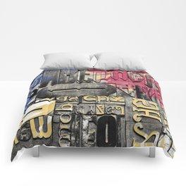 The forgotten Word Comforters