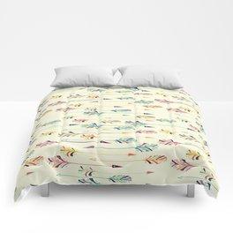 Love Arrows Comforters