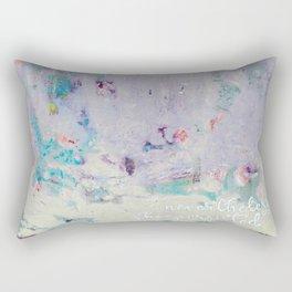 persistance Rectangular Pillow