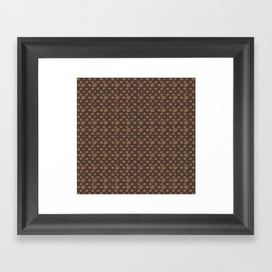 Fancy a cup of coffee? Framed Art Print