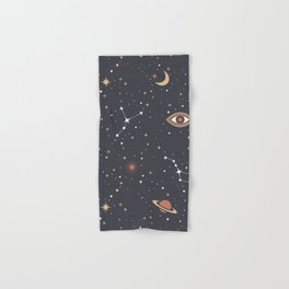 Mystical Galaxy Hand & Bath Towel