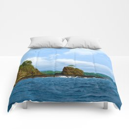 Playa Potrero Comforters