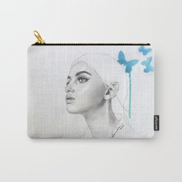 Butterfly3 Carry-All Pouch