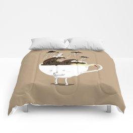 Brainstorming Coffee Comforters