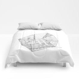 Shapes of Stockholm Comforters