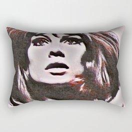 THAT FACE Rectangular Pillow