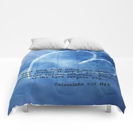 Colossians 3:13 Comforters