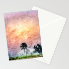 Sierra Palm Leone Stationery Cards