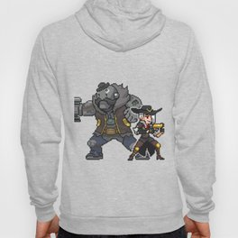 ashe and bob Hoody