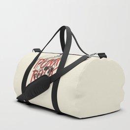 Punk Rock Skull Duffle Bag