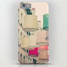 Paris color linens iPhone 6s Plus Slim Case