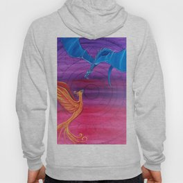 Everlasting Love - Dragon and Phoenix Hoody