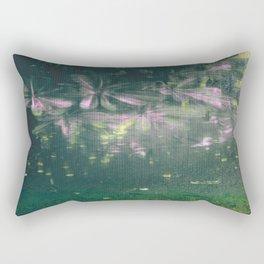 My View of the Sun Rectangular Pillow