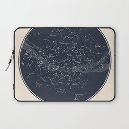 Carte Celeste Laptop Sleeve
