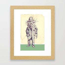 owlmeister Framed Art Print