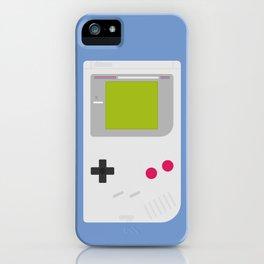 #54 Gameboy iPhone Case