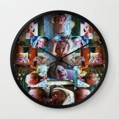 TR3 Arrival Wall Clock