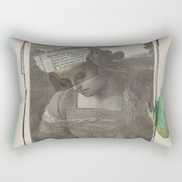 Mary Cleophas Rectangular Pillow