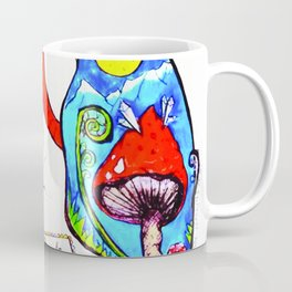 Breathe it's Ok! Some Bunny Loves You! Coffee Mug