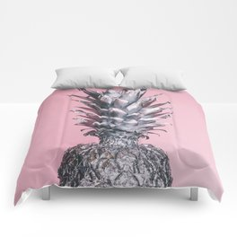 The Silver Pineapple Comforters