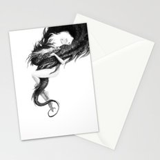 Dragonslayer - by Kristina Carroll Stationery Cards